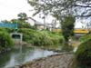 上河原(中野島)取水口付近