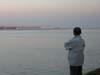 羽田空港の対岸